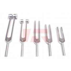 Chakra Tuning Forks set of 5 Instruments