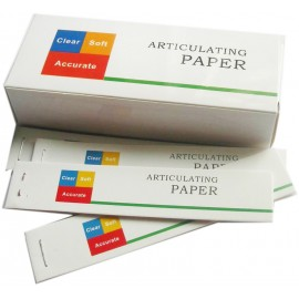 Articulating Paper Thin Red - 10 books per box - 20 sheets per strips