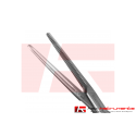 "CRILE-RANKIN Hemostatic Forceps 6.3"" inches 16cm Straight with Ratchet Lock"