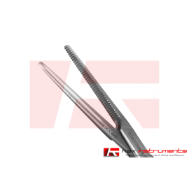 CRILE-RANKIN Hemostatic Forceps 6.3 inches 16cm Straight with Ratchet Lock