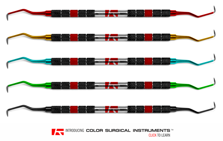Introducing KAX Color Surgical Instruments